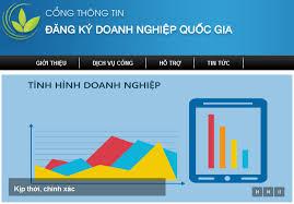 đăng ký doanh nghiệp qua mạng điện tử