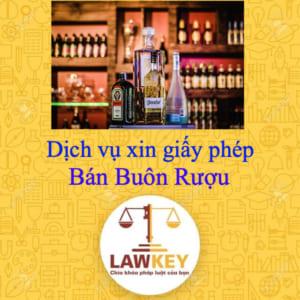 Dịch vụ xin cấp Giấy phép bán buôn rượu uy tín, chuyên nghiệp